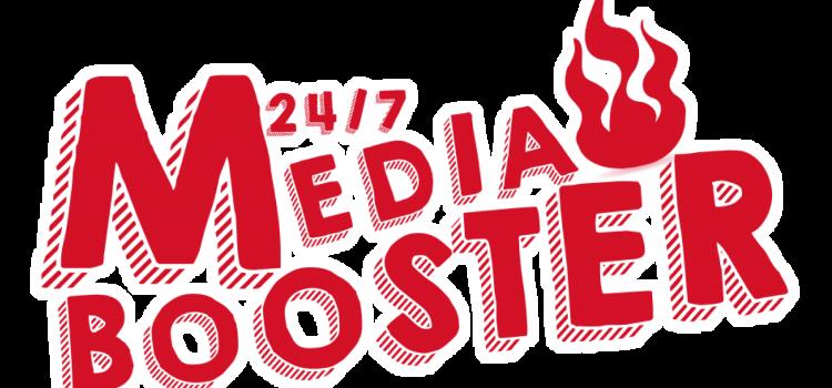 24/7 Media Booster